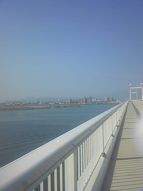 徳島の魅力 吉野川 阿波しらさぎ大橋