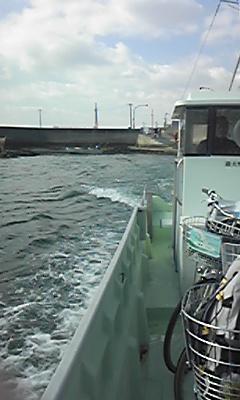 徳島 魅力 渡し舟 長原渡船