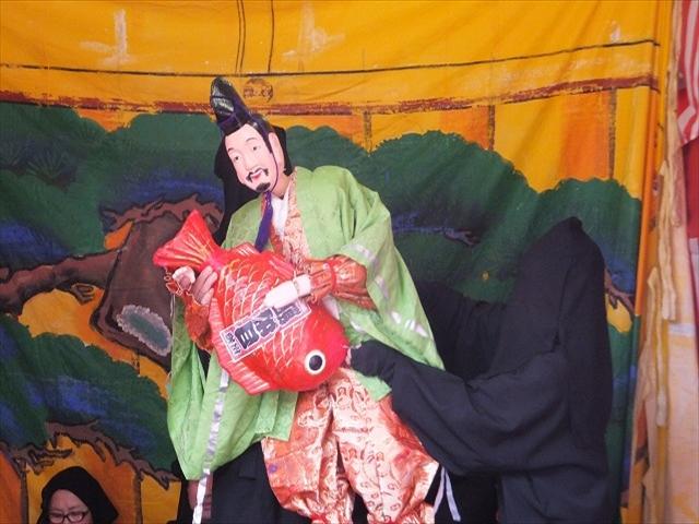 徳島市 えびす祭り 事代主神社 通町 おいべっさん 10日えびす えびす舞い
