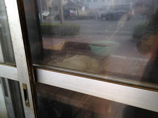 徳島 西かまぼこ 作業場