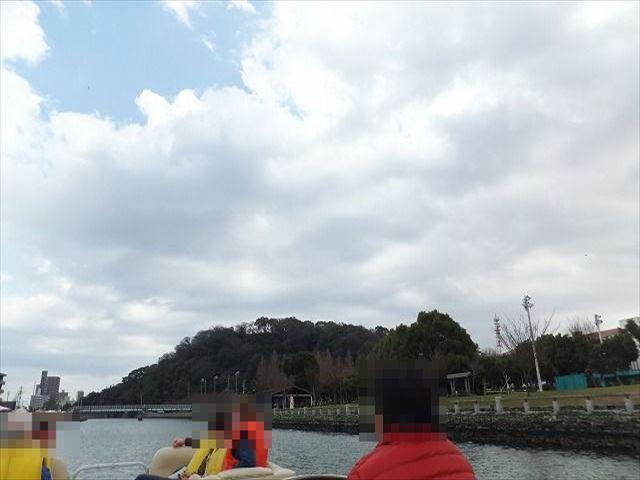 徳島 ひょうたん島クルーズ