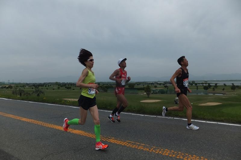 徳島マラソン とくしまマラソン 2016年 仁木千賀