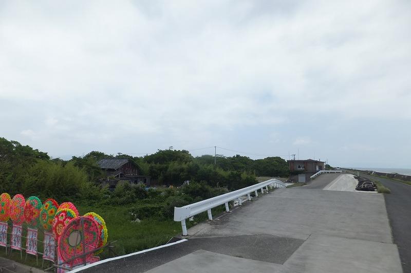 小松島市和田島 海鮮料理屋「小松屋」目の前が海 ルート