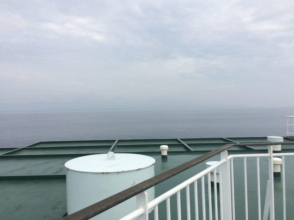 南海フェリー Wifi ネット接続