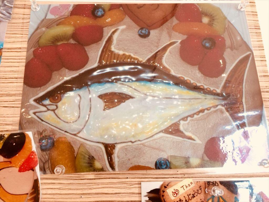 徳島市津田 ル・クール オーダーケーキ 画像