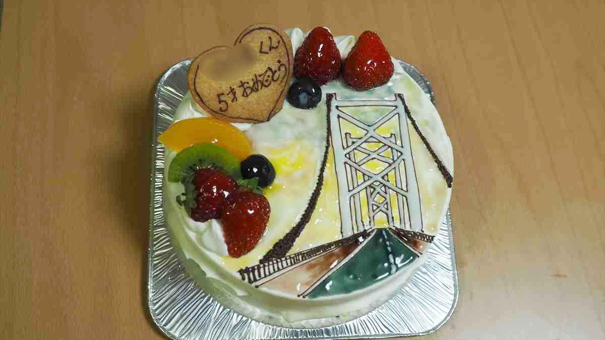 徳島 オーダーケーキ ル・クール