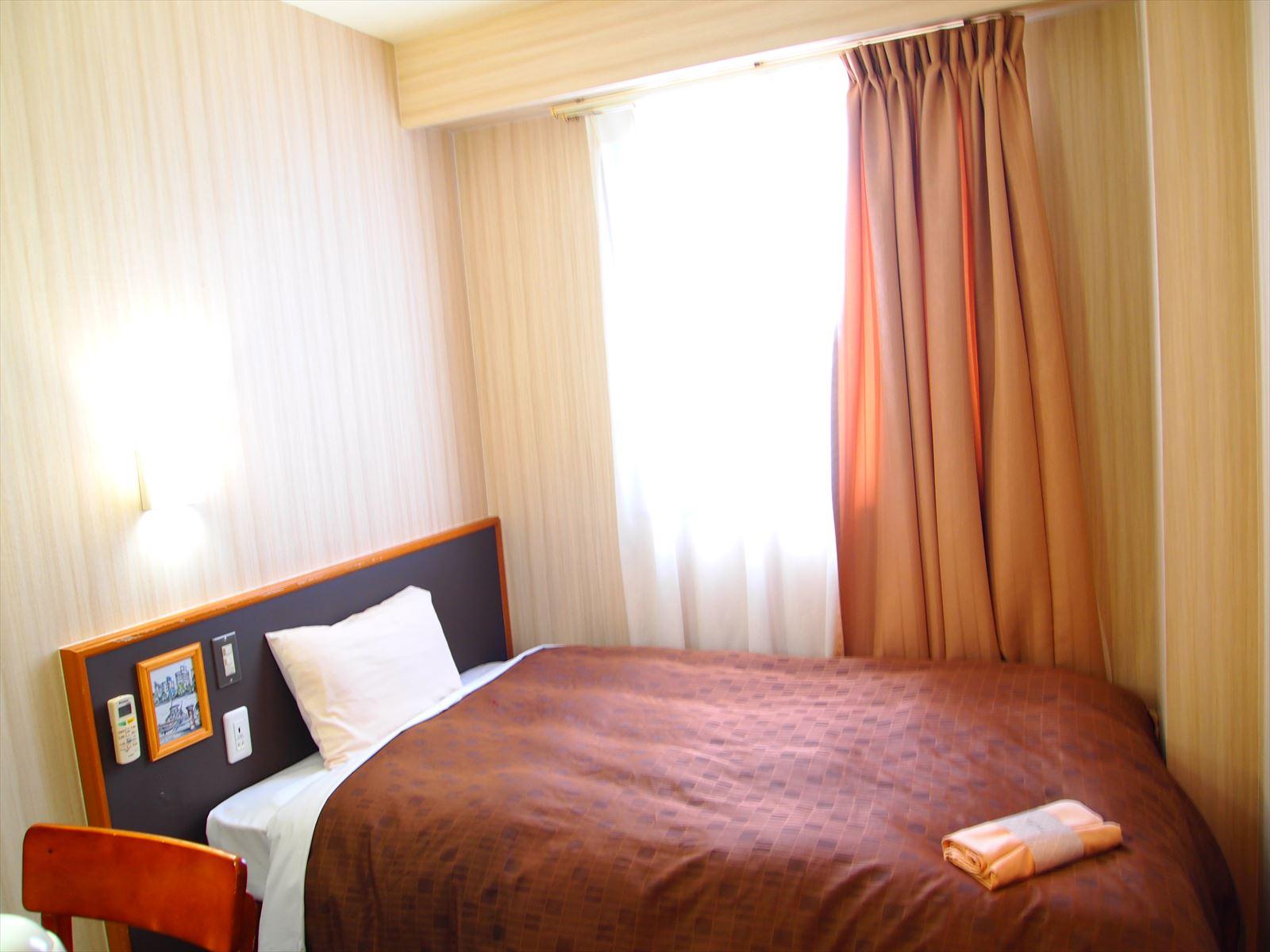 ホテルたいよう農園 シングルルーム