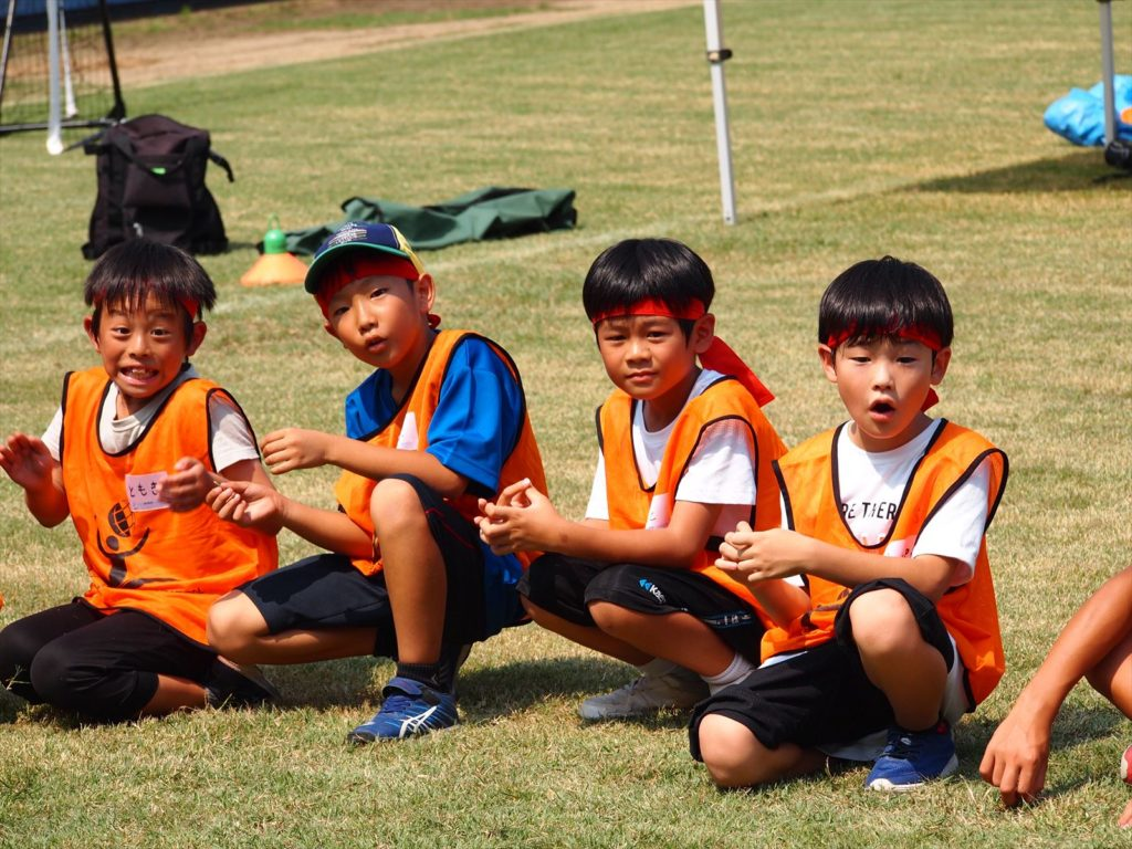 USFスポーツキャンプin徳島 まぜのおか 小学生 ボランティア クチコミ 感想
