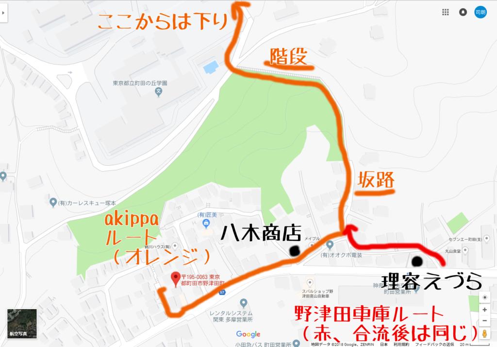 akippa 町田市立陸上競技場