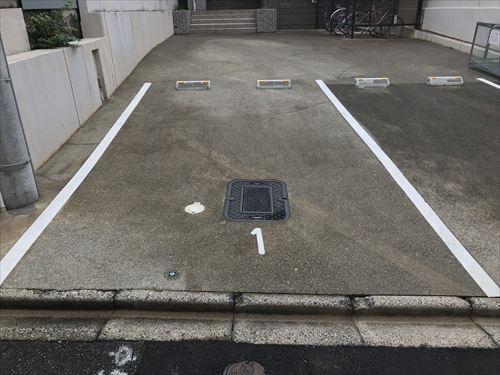 akippa 駐車場 ミント池下