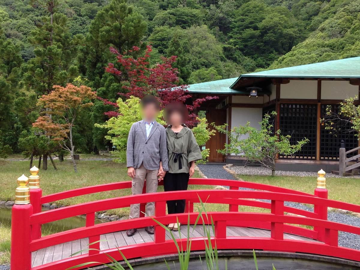 社乃森 寝殿造り 平安衣装 徳島県