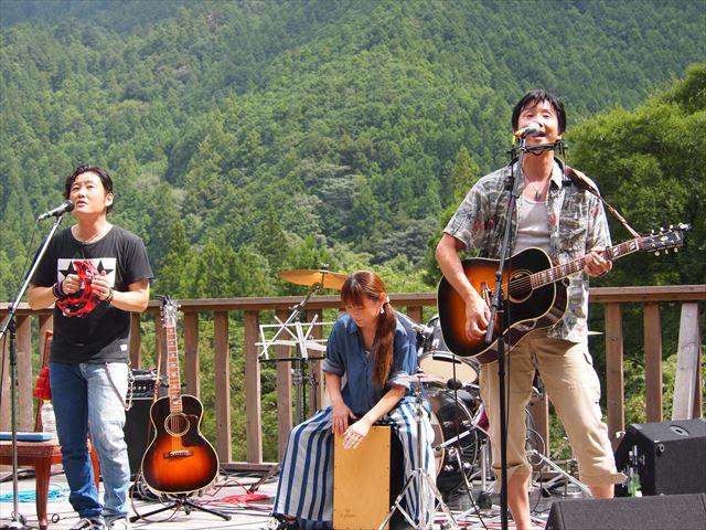 上勝町 YAMABIKO MUSIC FESTIVAL 河童