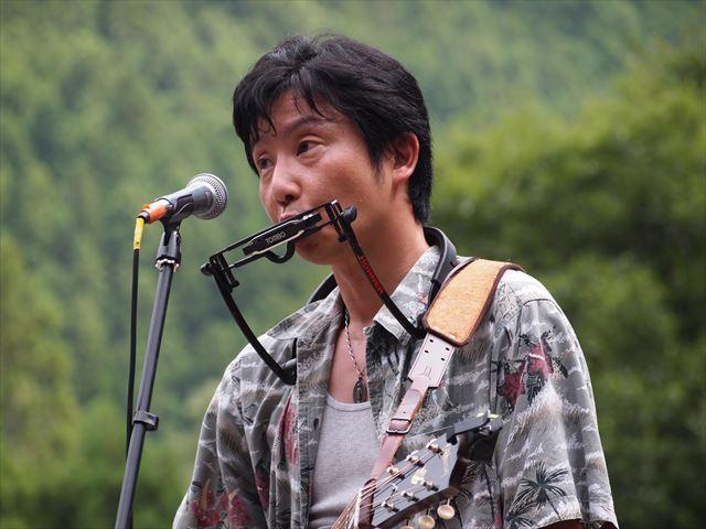 上勝町のYAMABIKO MUSIC FESTIVAL