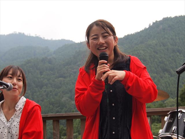上勝町 YAMABIKO MUSIC FESTIVAL RAYKSpace