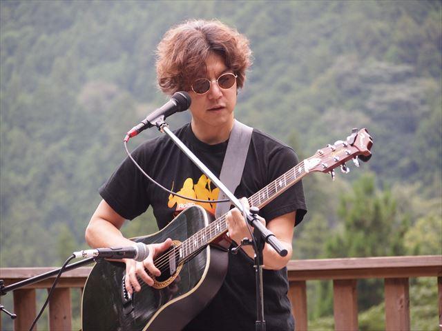 上勝町 YAMABIKO MUSIC FESTIVAL のだっち