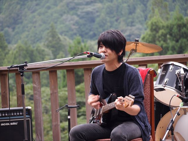上勝町 YAMABIKO MUSIC FESTIVAL かがみ