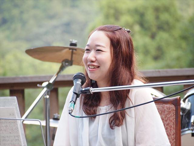 上勝町 YAMABIKO MUSIC FESTIVAL モリシタユキ