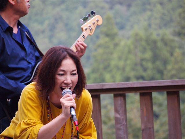 上勝町 YAMABIKO MUSIC FESTIVAL GIVE ME TEN!!!!!