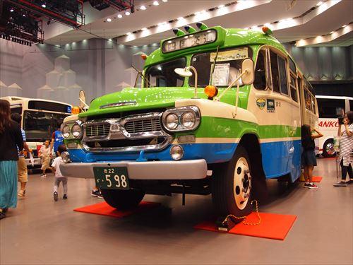 第2回「とくしまバスまつり」ボンネットバス