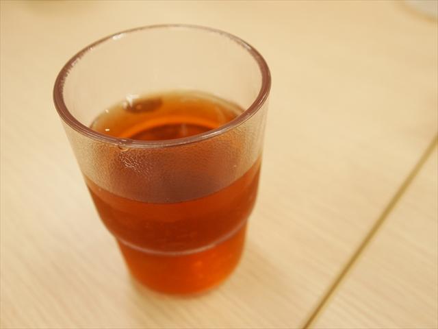 さん天 徳島 川内 天丼 お茶