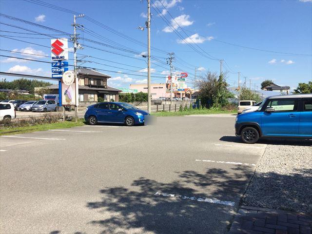 阿波市ドルチェ イタリアンジェラート 駐車場