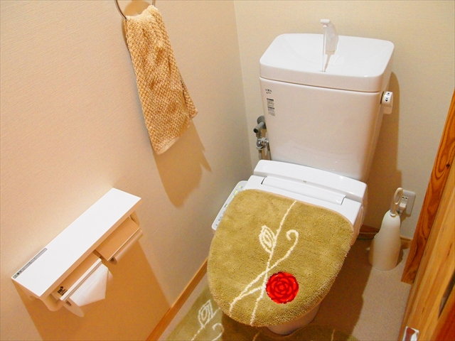 京都西陣の宿 トイレ