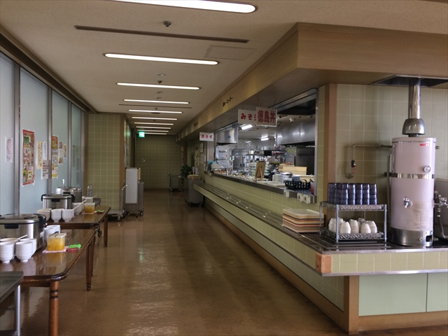 徳島県庁 食堂 食券 ご飯自由 雑穀米