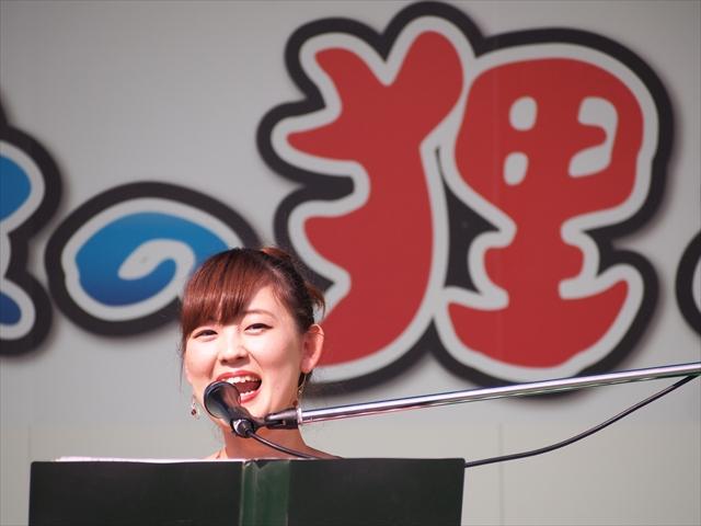 第41回阿波の狸祭り2018 福富弥生さん