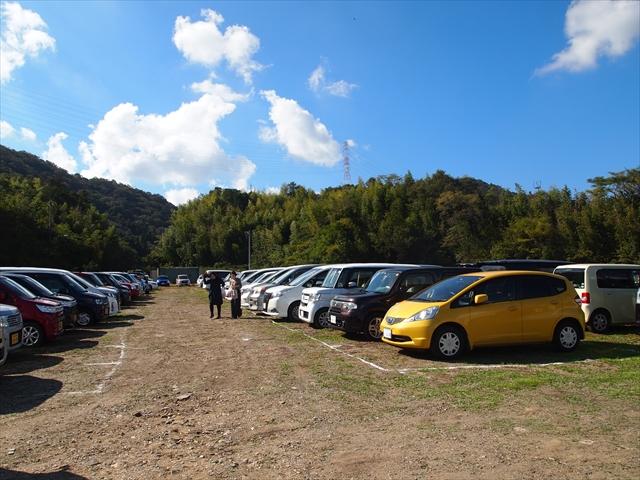 石井町 童学寺「いろは手作り市」 臨時駐車場