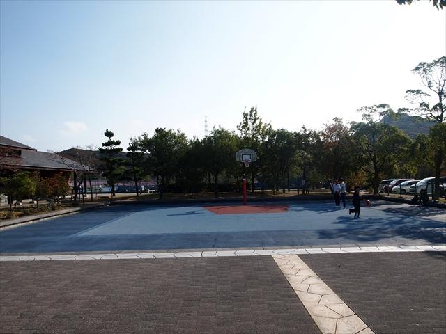 鳴門ウチノ海総合公園 うちのうみ バスケ
