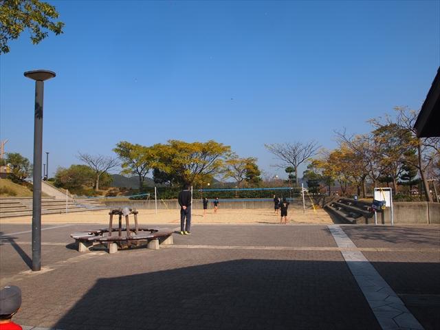 鳴門ウチノ海総合公園 うちのうみ ビーチバレー