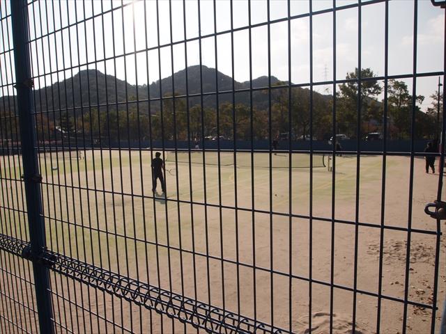 鳴門ウチノ海総合公園 うちのうみ テニスコート