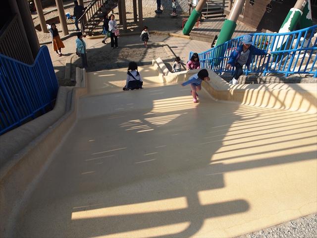鳴門ウチノ海総合公園 うちのうみ 滑り台