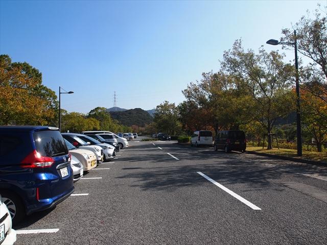 鳴門ウチノ海総合公園 うちのうみ 駐車場
