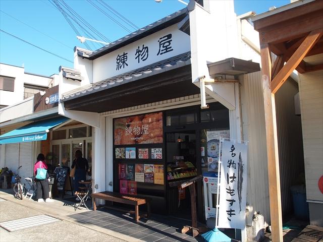NHK朝の連続テレビ小説「まんぷく」 ロケ地 淡路島 吹上浜 聖地巡礼 福良 練物屋