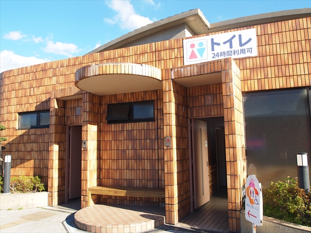 NHK朝の連続テレビ小説「まんぷく」 ロケ地 淡路島 吹上浜 聖地巡礼 福良 トイレ