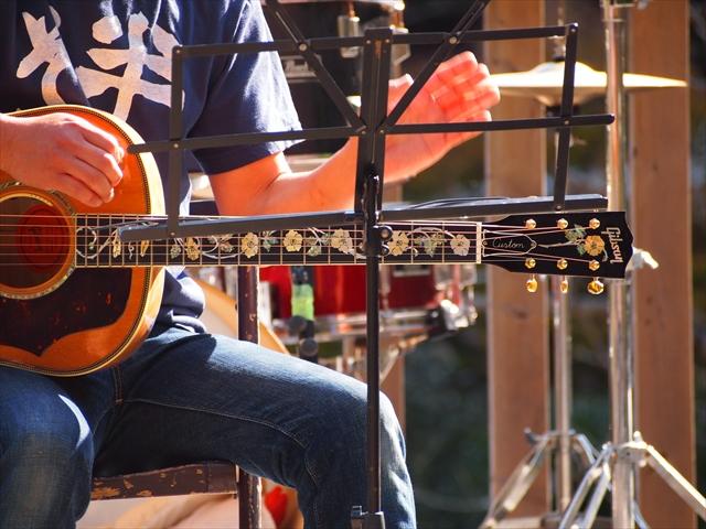 YAMABIKO MUSIC FESTIVAL Vol.21 ヤマビコミュージック 上勝町 古民家 そーめんまん 高価なギター