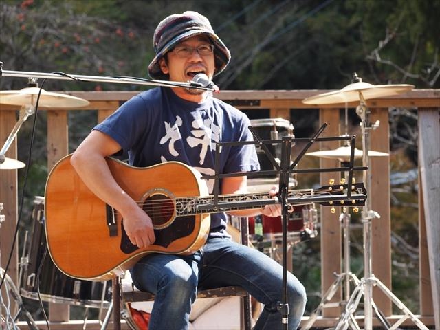 YAMABIKO MUSIC FESTIVAL Vol.21 ヤマビコミュージック 上勝町 古民家 白滝製麺