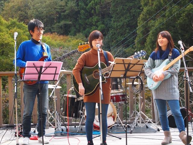 YAMABIKO MUSIC FESTIVAL Vol.21 ヤマビコミュージック 上勝町 古民家 ディランズ 川人琴美
