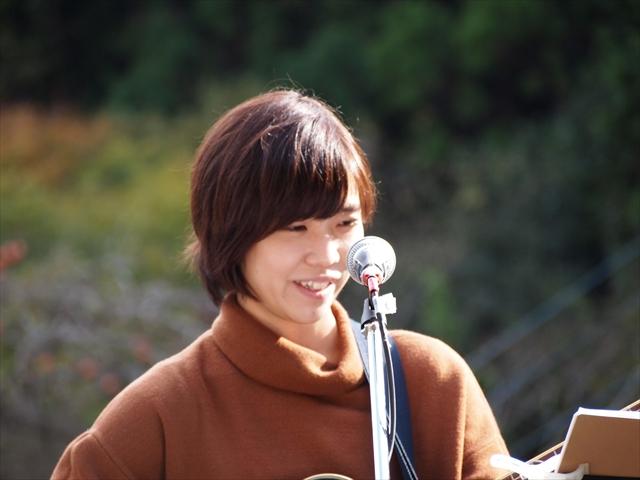 YAMABIKO MUSIC FESTIVAL Vol.21 ヤマビコミュージック 上勝町 川人琴美
