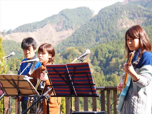 YAMABIKO MUSIC FESTIVAL Vol.21 ヤマビコミュージック 上勝町 古民家 ディランズ