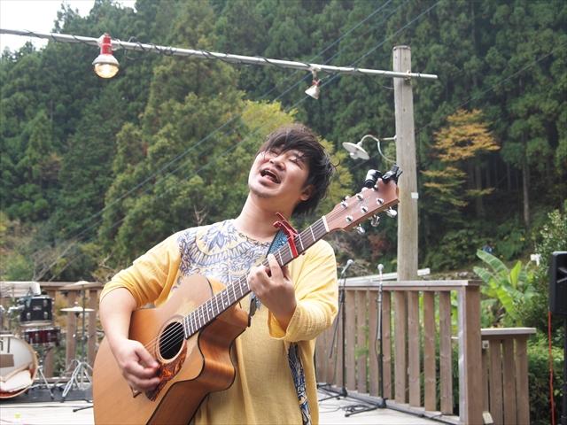 YAMABIKO MUSIC FESTIVAL Vol.21 ヤマビコミュージック 上勝町 古民家 吉野川遊園地