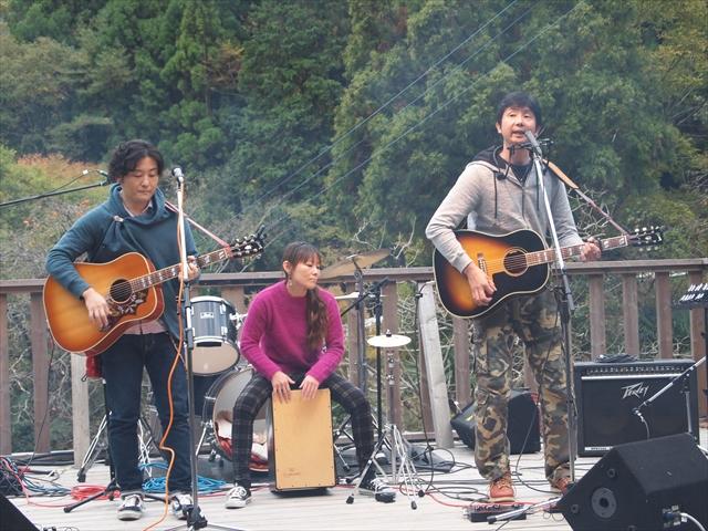 YAMABIKO MUSIC FESTIVAL Vol.21 ヤマビコミュージック 上勝町 古民家 河童