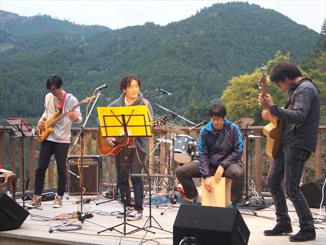 YAMABIKO MUSIC FESTIVAL Vol.21 ヤマビコミュージック 上勝町 古民家 Mr.180