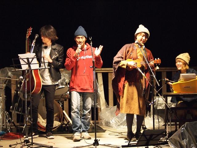 YAMABIKO MUSIC FESTIVAL Vol.21 ヤマビコミュージック 上勝町 古民家 山の楽団
