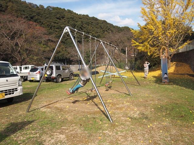 徳島県 神山町 4K・VR徳島映画祭 遊具