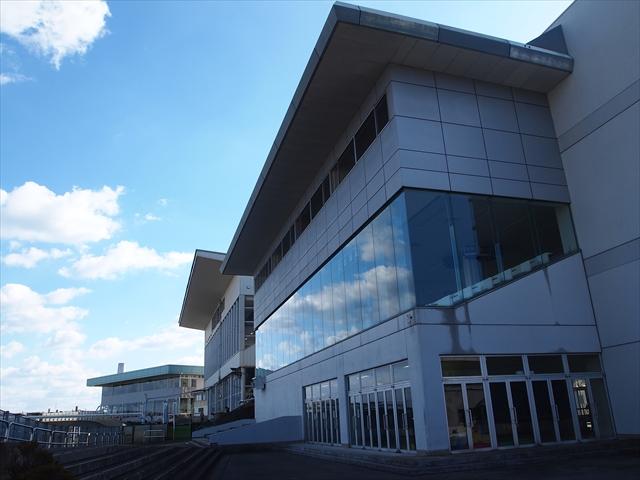 小松島競輪 徳島県小松島市 公営競技 メインスタンド