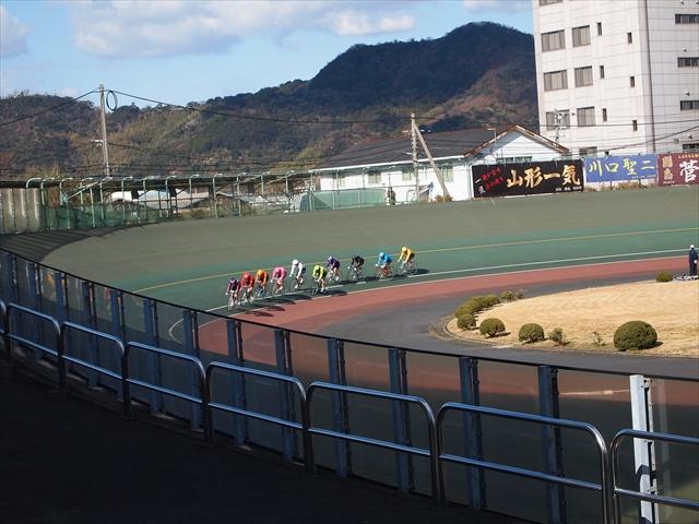 小松島競輪 徳島県小松島市 公営競技 レースシーン