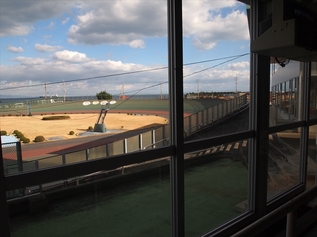 小松島競輪 徳島県小松島市 公営競技 スタンド