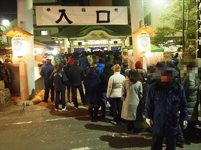 徳島えびす祭り 通町のおいべっさん 十日えびす 本えびす 2019年1月10日 事代主神社